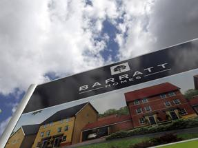Barratt Developments chief sells £3.3m