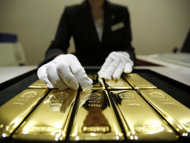 Sticking with equities and gold