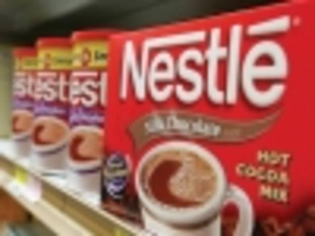 Nestlé: diversified brand power