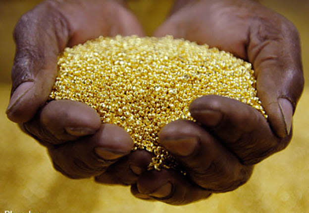 Gold miner Pan African stays on course
