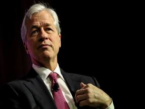 JPMorgan chief flags bank threat