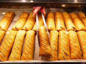 Greggs disrupted by March snow