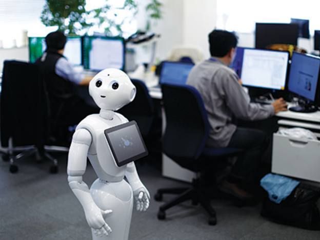 Focusing on robotics