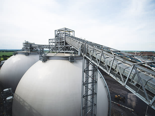Drax scraps plan to build Europe's biggest gas plant