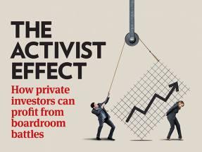 The Activist Effect