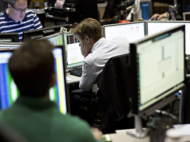 Low volatility threat to shares