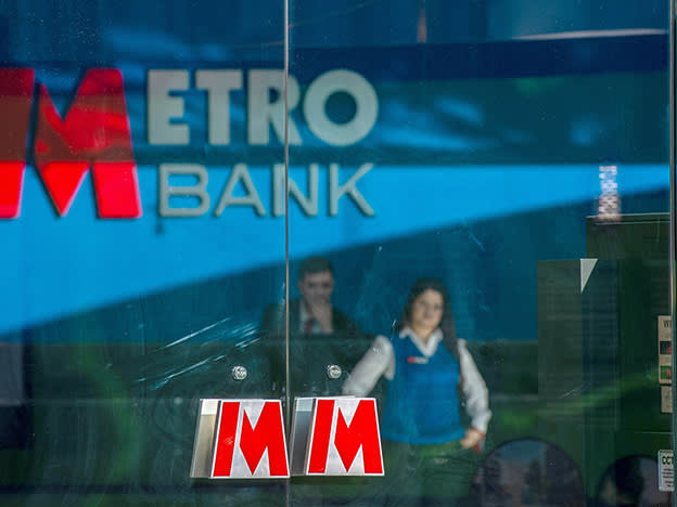 News & Tips: Metro Bank, Time Out, Porvair & more