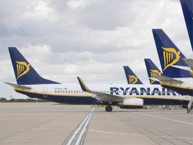 Ryanair flags rising costs