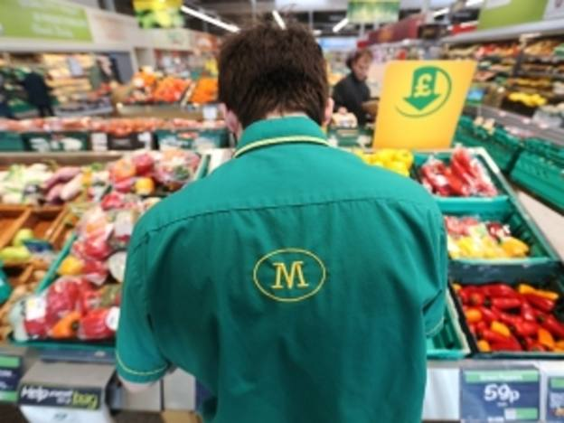 Morrisons offers income appeal