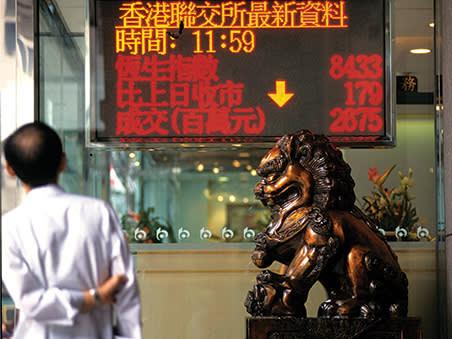 China bulls set to charge