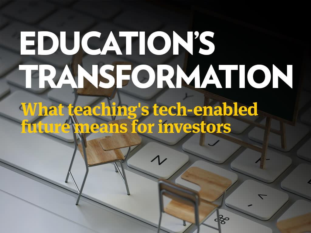 Education's transformation