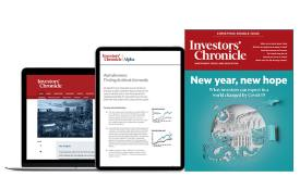 Subscribe to Investors Chronicle