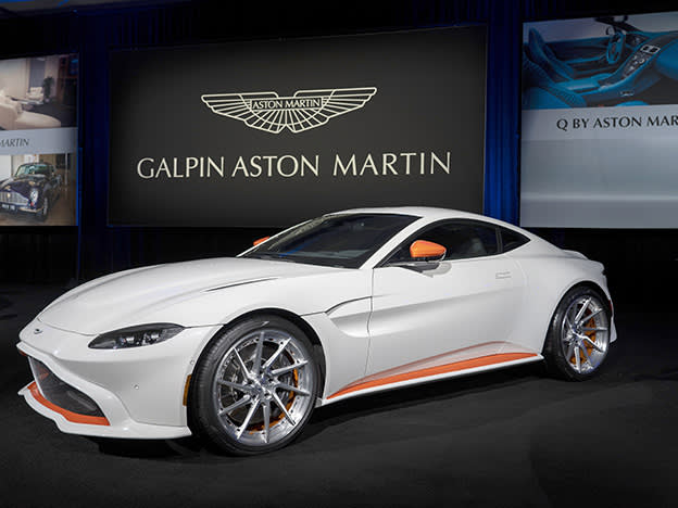 Aston secures £500m lifeline with F1 boss in driving seat