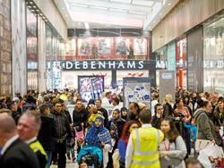 Debenhams secures short-term refinancing