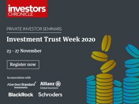 Investment Trusts Week 23-27 November