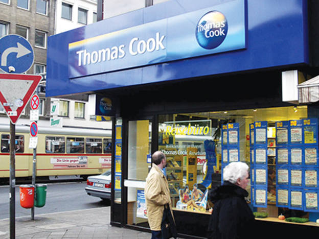 Thomas Cook goes into liquidation