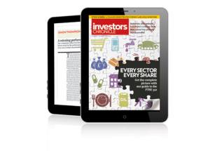 Now Available: Investors Chronicle for iPad