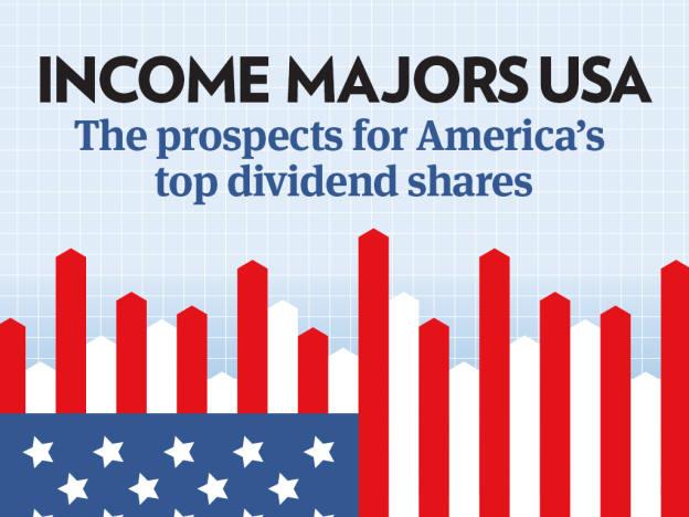 Income majors USA