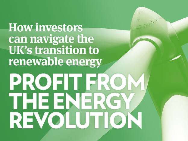 Profit from the energy revolution