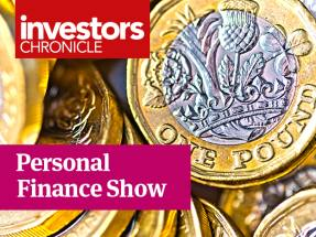 Personal finance show: diversifying with an attractive income and harnessing high growth