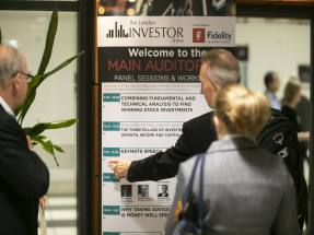 Free ticket offer for London Investor Show