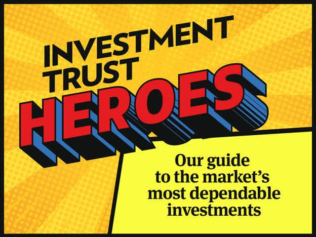 Investment Trust prize draw Terms and Conditions