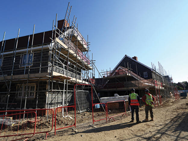 FTSE350: More of the same, but less of it for housebuilders