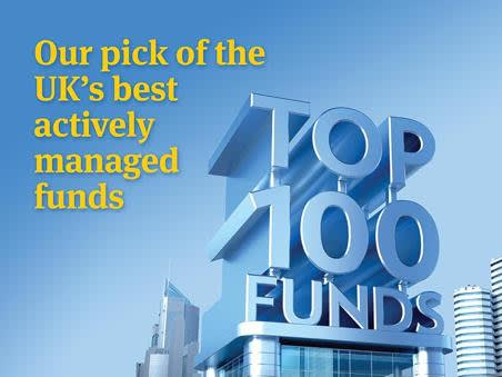 Top 100 Funds 2015