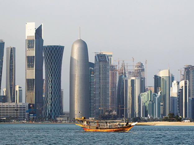 Qatar spat puts gas market on edge
