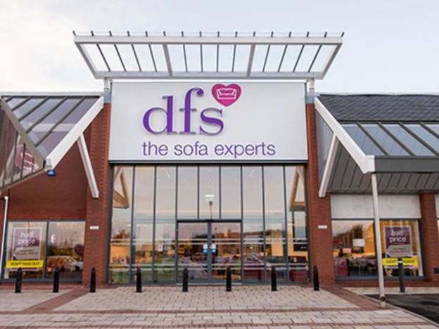 Store closures push DFS into loss
