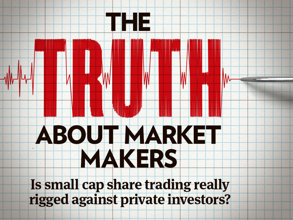 The truth about market makers
