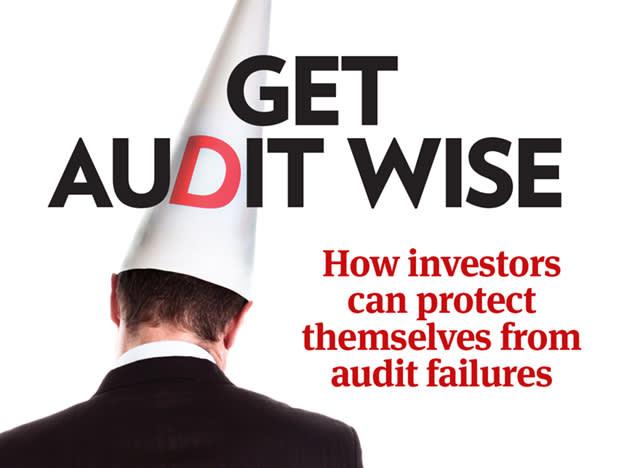 Get audit wise