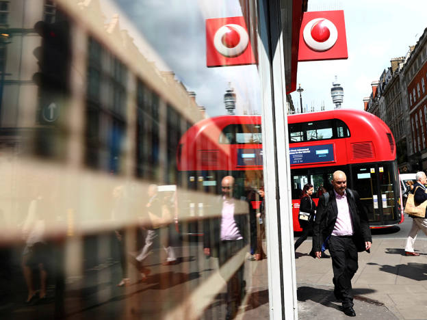 Shares I sold: Vodafone out of favour