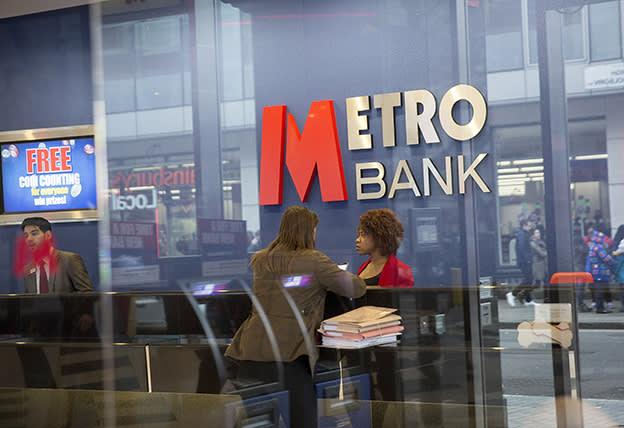 FCA widens Metro Bank probe