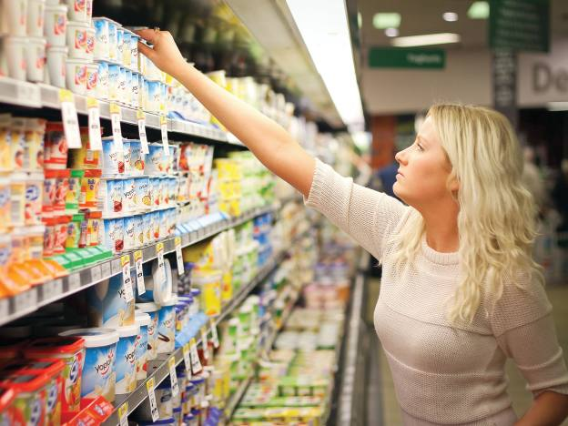 FTSE 350: Supermarket competition intensifies