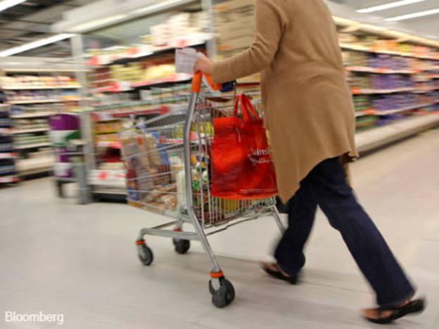 Sainsbury's suffers sales fall