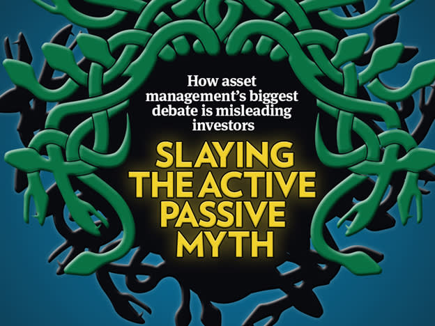 Slaying the active passive myth