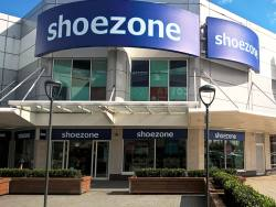 Shoe Zone jumps on special news