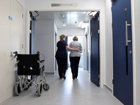 Why healthcare property may offer greater income security