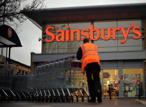 Sainsbury's pandemic boost marred by restructuring