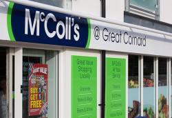 Supply chain chaos at McColl's