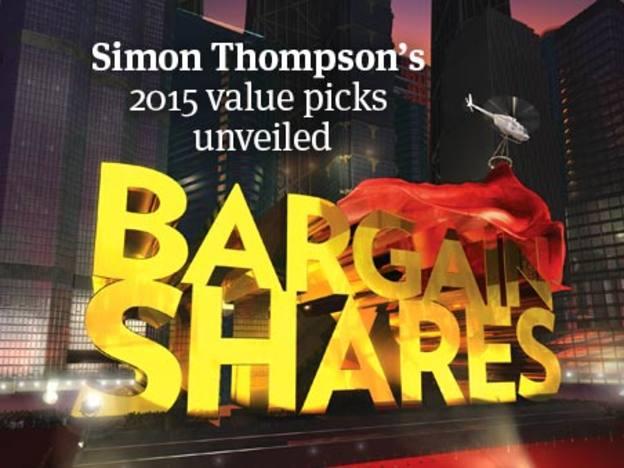 Bargain Shares 2015