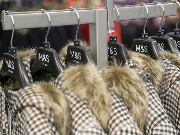 More of the same from Marks and Spencer