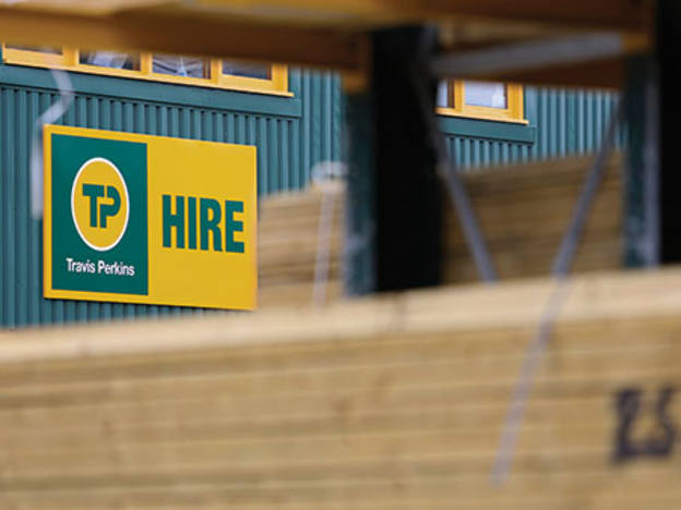 Travis Perkins suffers following investment