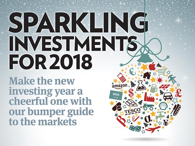 Sparkling investments for 2018