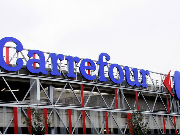 Tesco working with Carrefour