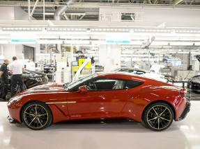Aston Martin slumps