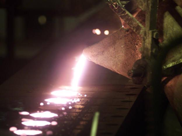 Castings fixing machining