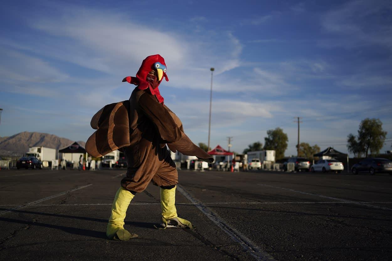 Market Outlook: Crunch time for the dollar as US markets shut for Thanksgiving, Aviva, Boohoo & more