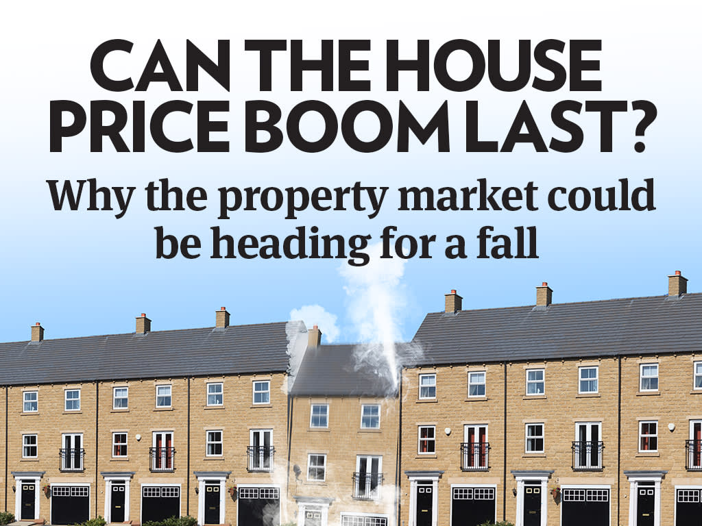 Can the house price boom last?
